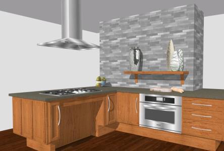 Cocina 3d en skp descargar cad gratis mb bibliocad for Cocinas en 3d gratis