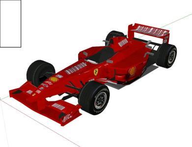 Ferrari 2007 - 3D