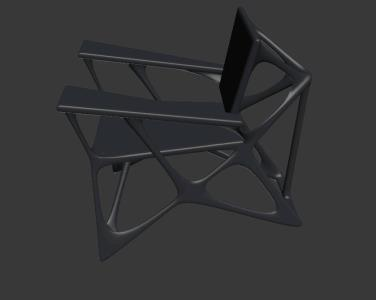 Chair modeling
