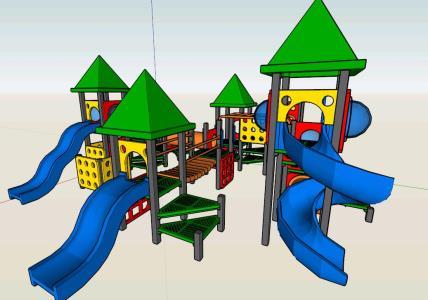 Children park - GAMES 3d