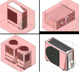 Plantillas Revit - Air Conditioner