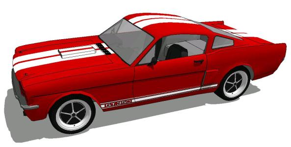 Shelby Mustang g