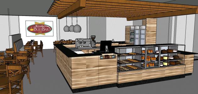 Mobiliario Cafe