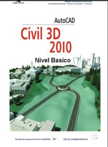 Manual Civil 3d - 2010