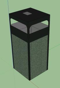 Basudero - 3D