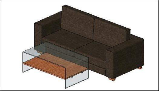 FURNITURE SOFA