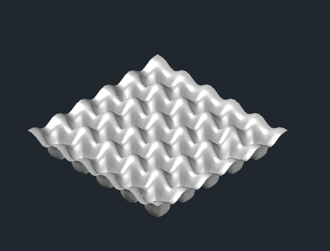 3d honeycomb