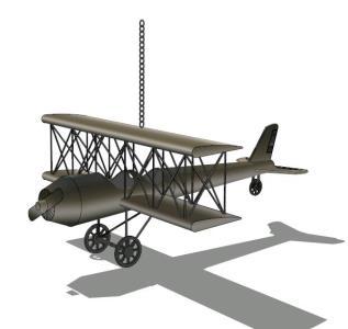 Avion 1251 - adornment