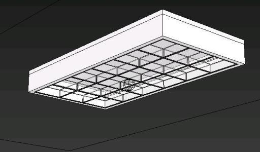LAMPARA DE PLAFON