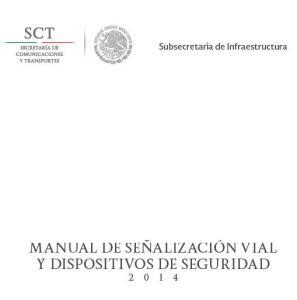 Manual Senalamiento Vial Dispositivos Seguridad 35 19 Mb
