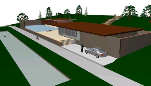 Barcelona pavilion 3d archicad in IFC | CAD (7 78 MB) | Bibliocad