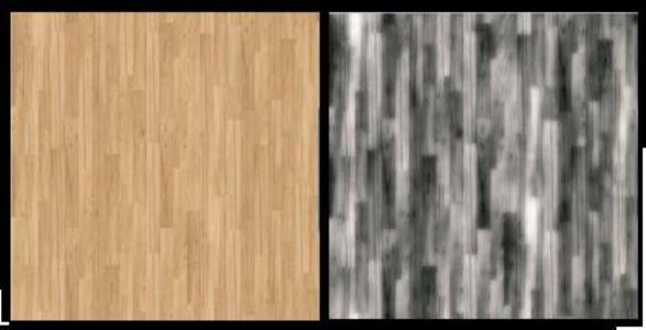 Textura piso madera