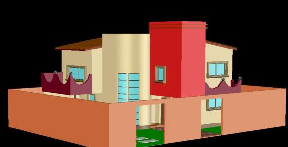 Residential Property - 2 LEVELS