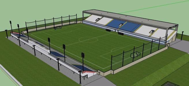 Municipal Stadium Acules