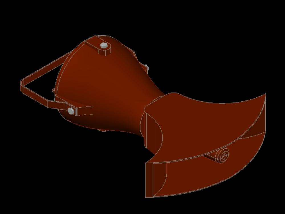 Horn - SR40