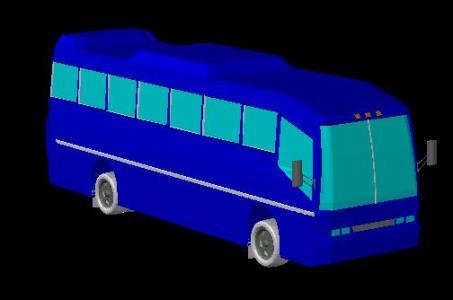 Autobus 3D