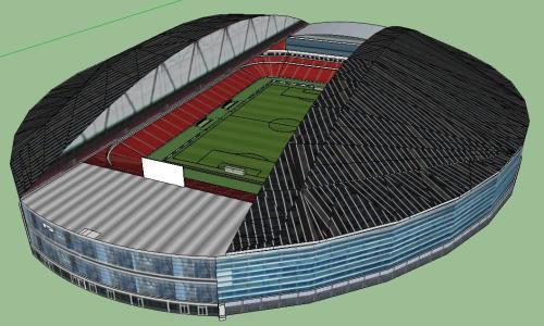 Domo Stadium Striner