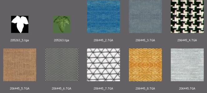 Texturas para Renders Clothes (textil)