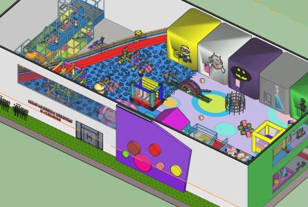 Salon de eventos infantiles