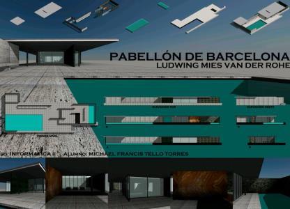 PABELLON BARCELONA