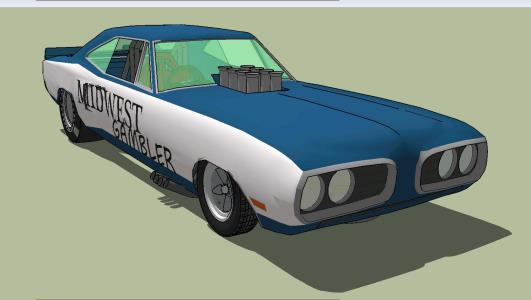 Coronet Car