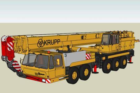 Gura 3D crane 100 GMT