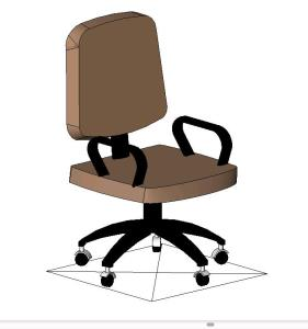 Chair for managerial office