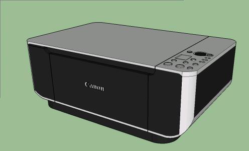 Impresora a tinta Canon