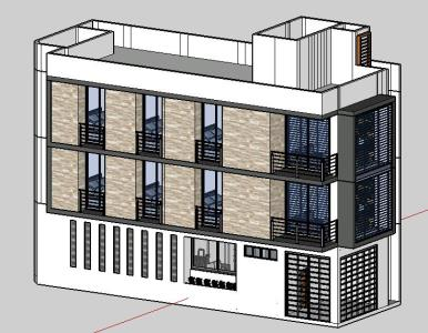 3D Multifamily Housing