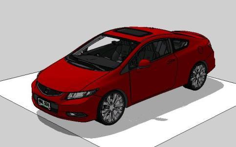 Honda 3d