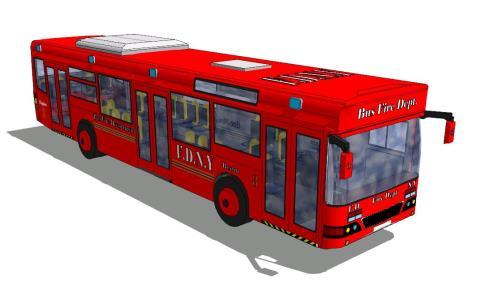 Autobus transporte masivo