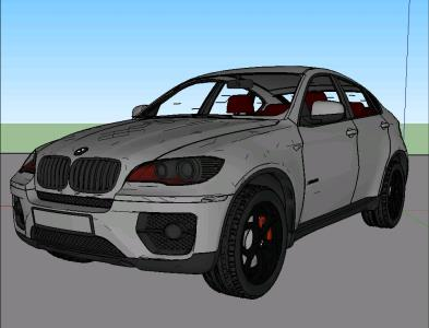 AUTO BMW 3D