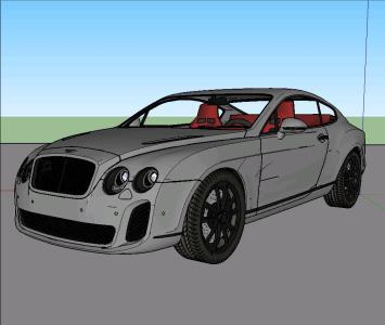 AUTO BOLVO 3D