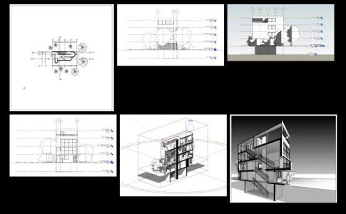 Citr?han House - Le Corbusier