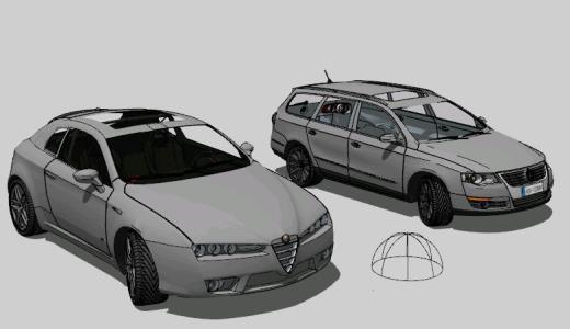 Auto VW ALFA BRERA
