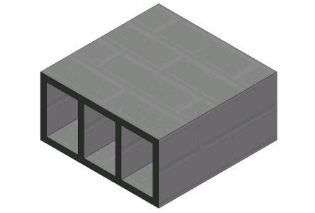 Ceiling brick