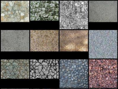 Textures et Background