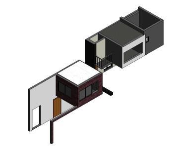 HOUSING EXTENSION - REVIT