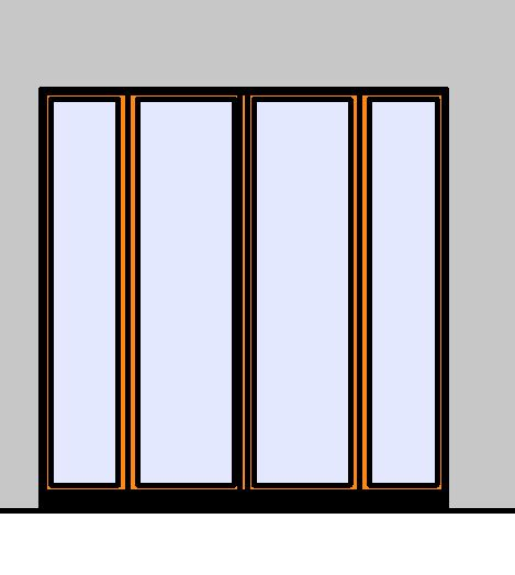 Door-window