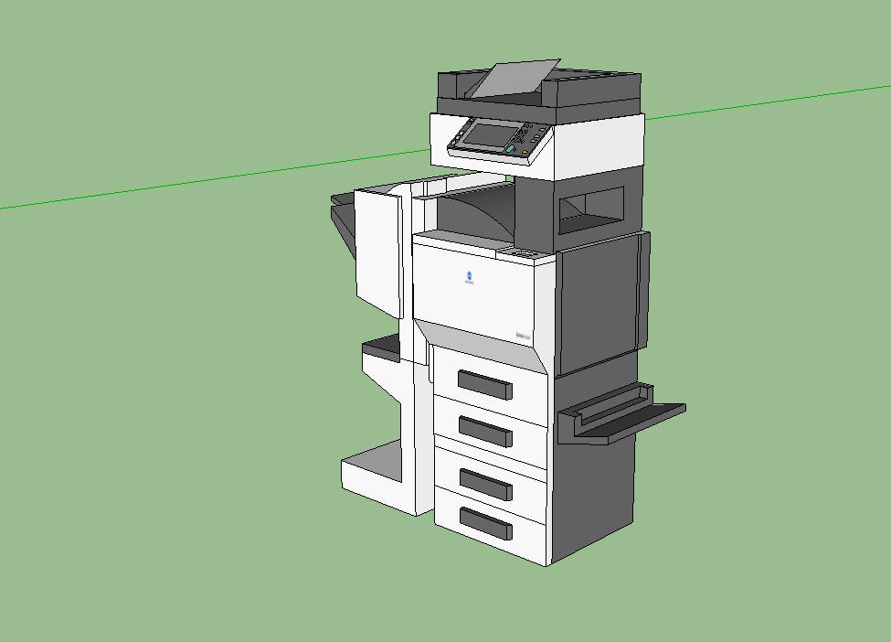 Fotocopiadora  3D