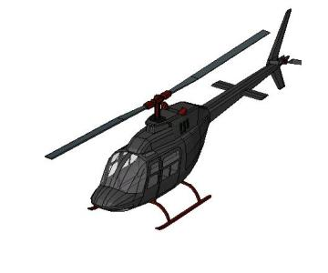 Helicopter Revit