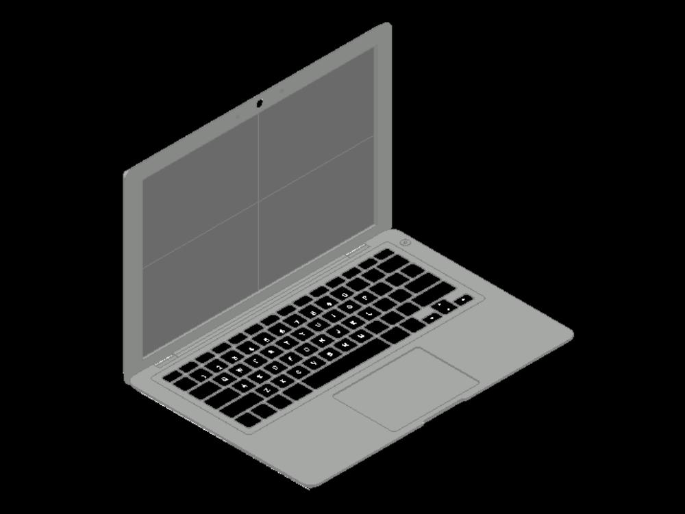 Macbook autocad
