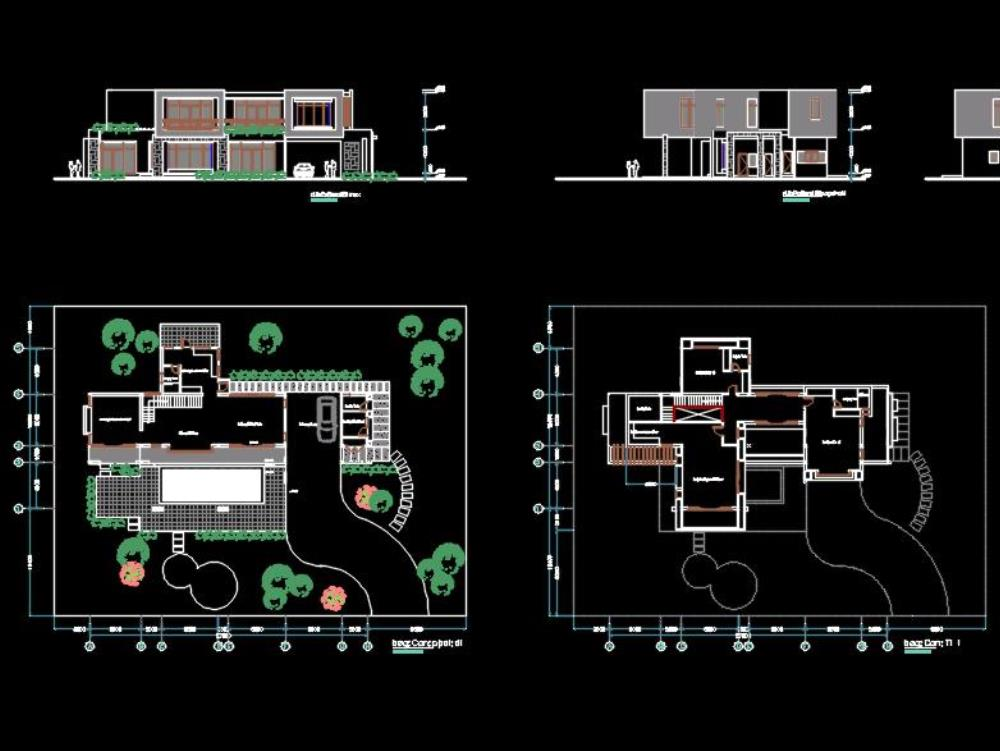 118582 Floor Plans For House Renovation on 40x40 square, extra large, modern beach,