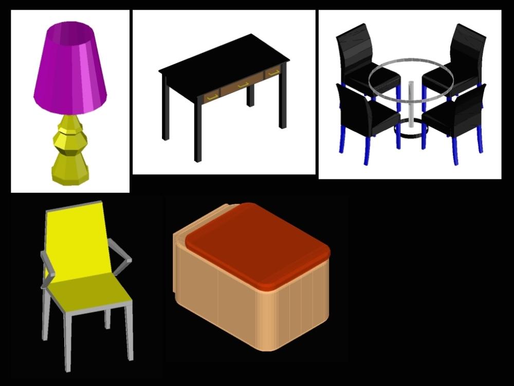 Muebles de equipamiento