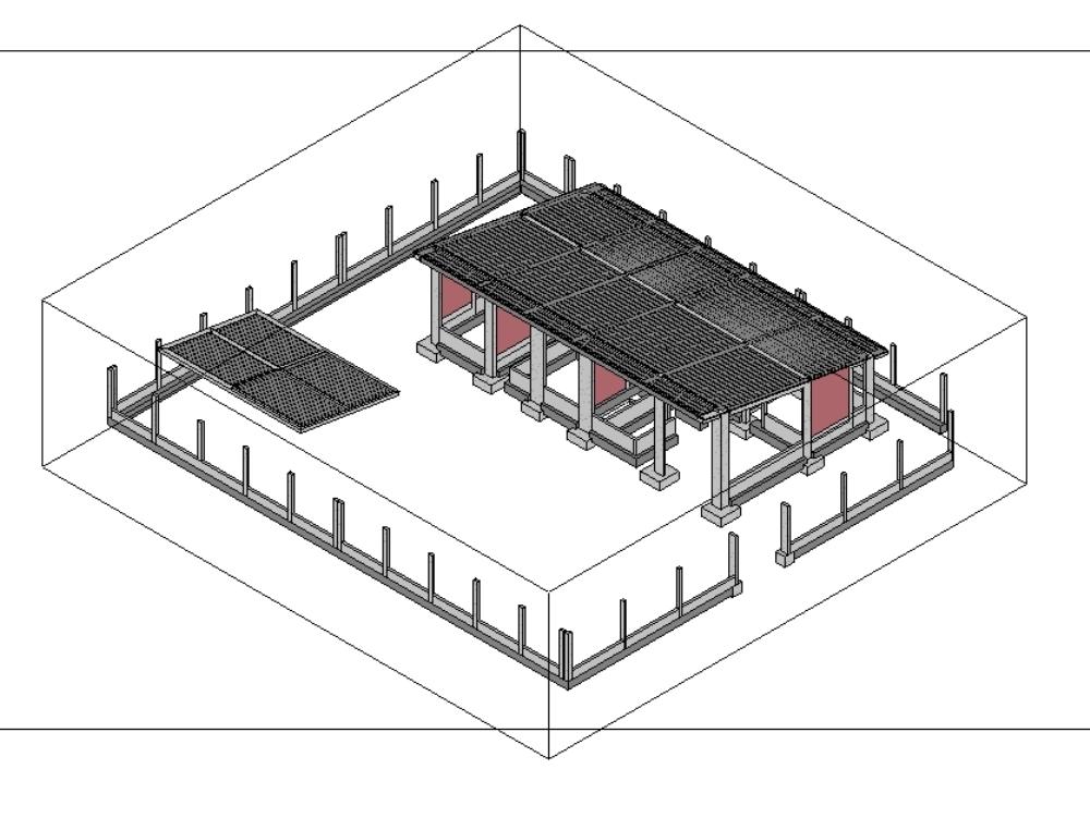 Proyecto estructuras posta las totoras