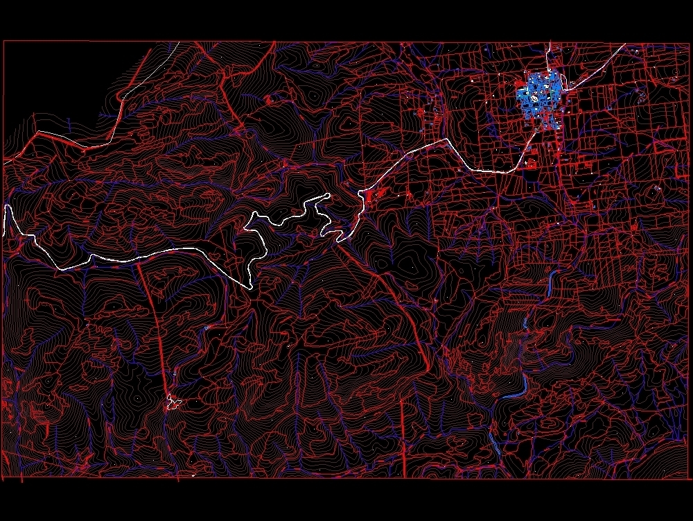 Base cartográfica de andalucía hoja 20170911