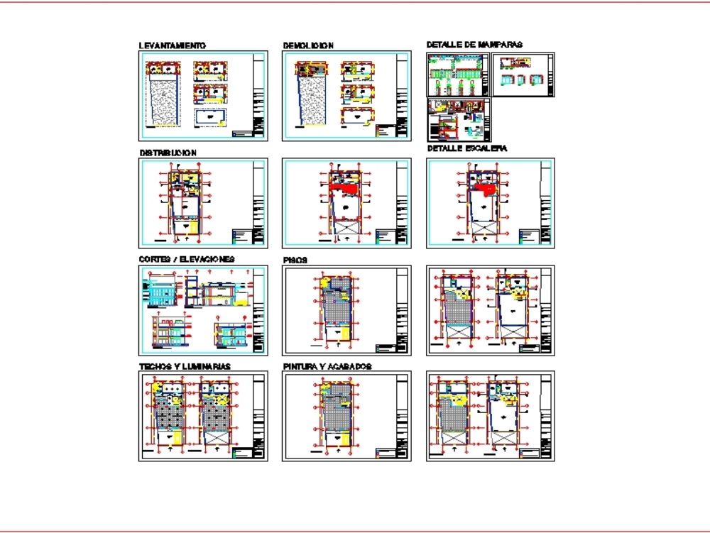 Commercial premises 2 levels