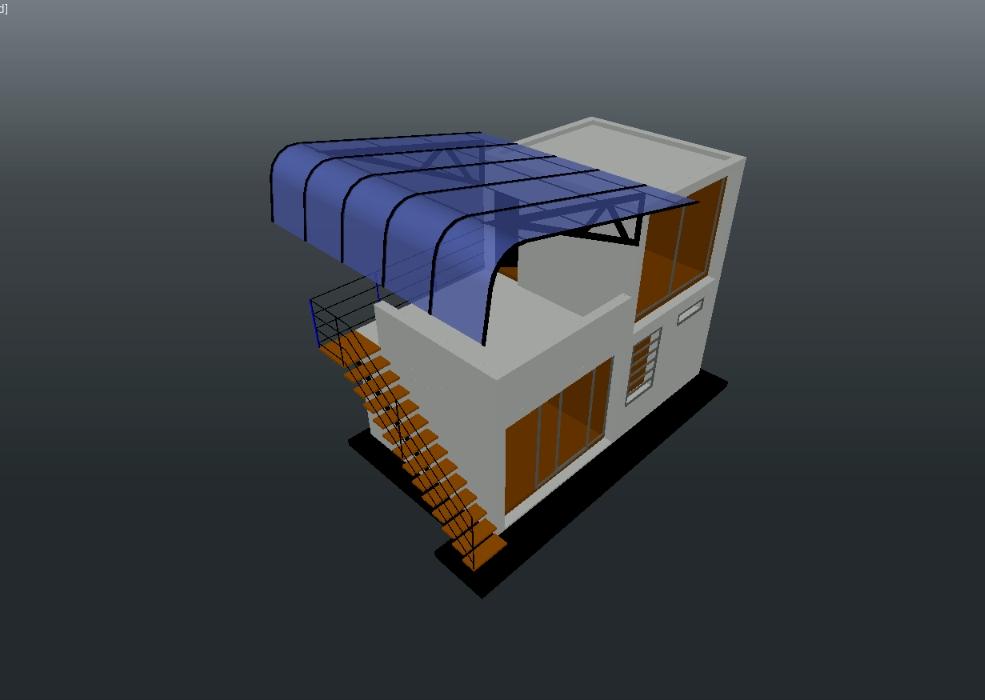 Posada  modular playera