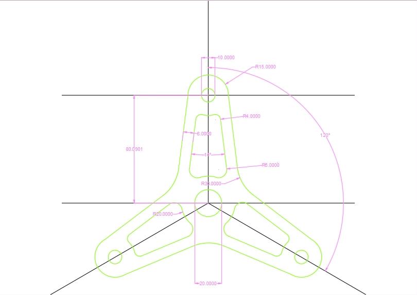 Practice matrix 3 helices