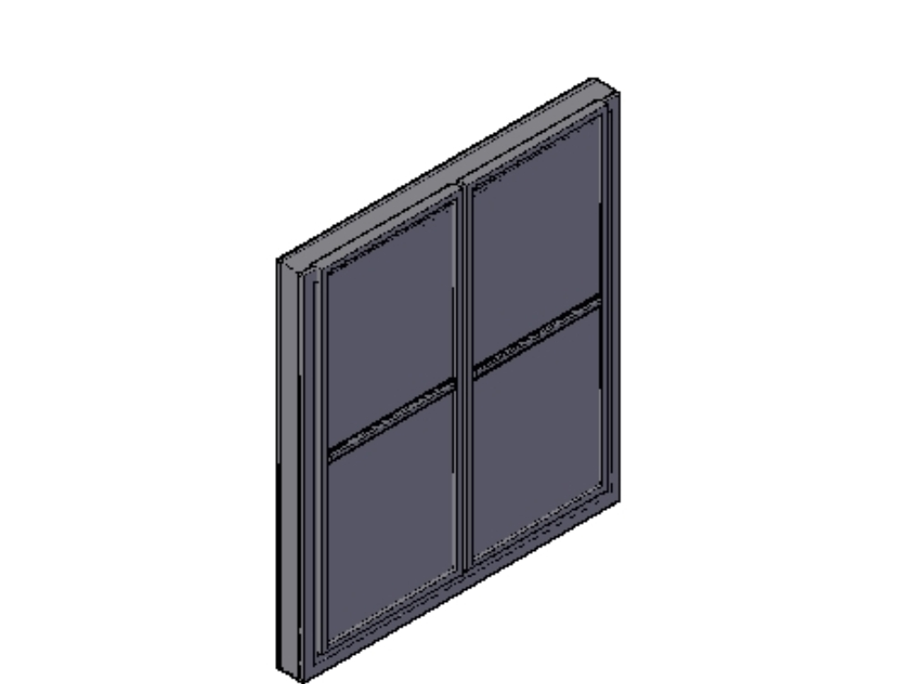 Balcony door 3d balcony door is made in autcocad 3d version 2015